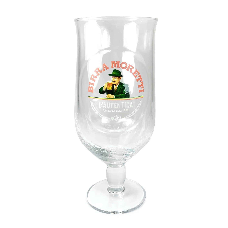 Birra Moretti Pint Glass Tuff Luv M113_5055261827199