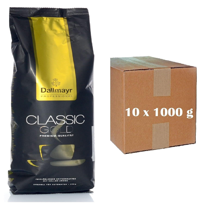 Dallmayr Classic Gold - Café instantáneo para cafeteras ...