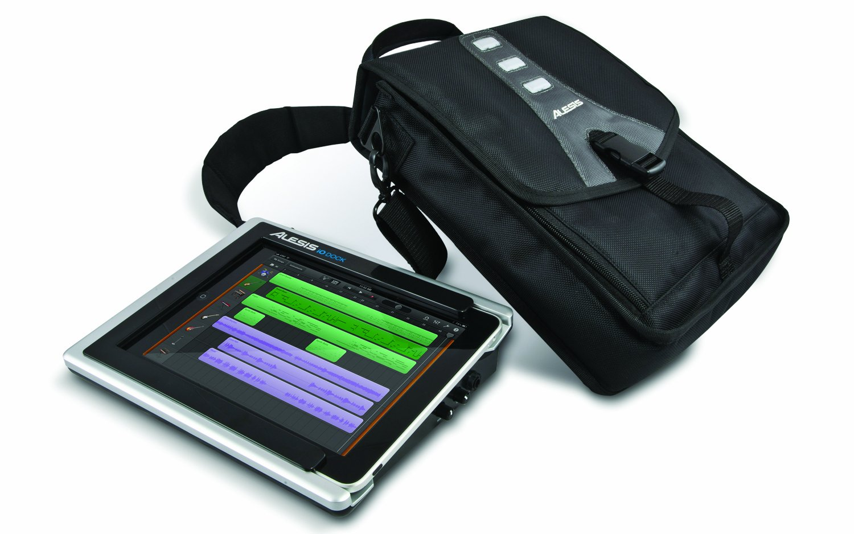 Alesis iO Dock Bag | Carrying Case for iO Dock, iPad & Accessories