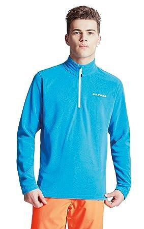 "Dare 2b Bright Green Fleece Men's 40"" Chest 100% Polyester Activewear"