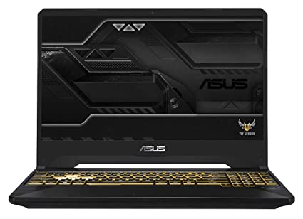 ASUS TUF Gaming FX505GE 15 6-inch FHD Laptop GTX 1050 Ti 4GB Graphics (Core  i5-8300H 8th Gen/8GB RAM/1TB SSHD + 256GB SSD/Windows 10/Gold Steel/2 20