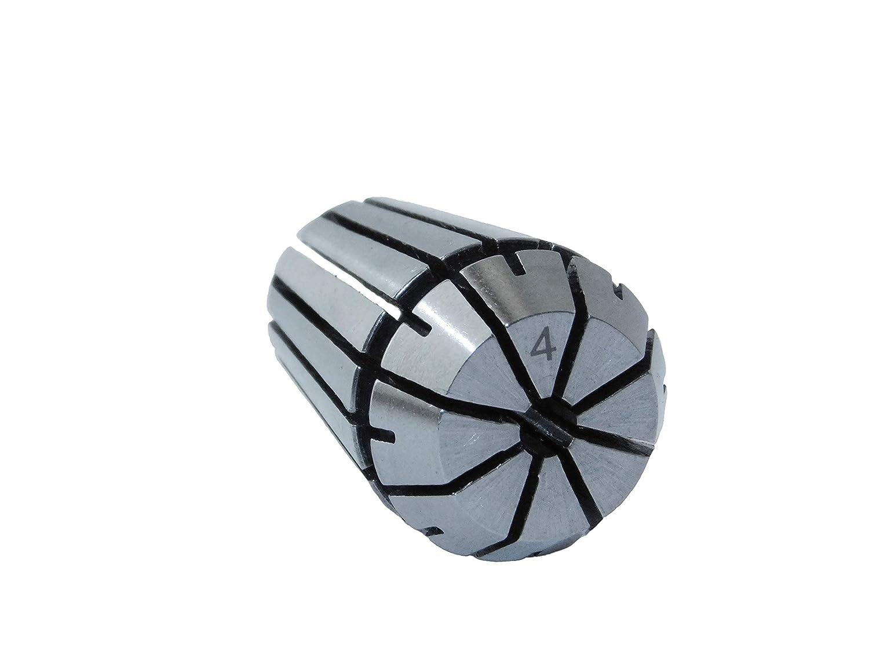 mechatron Spannzange ER20 - 4 mm - Klasse 2 428E nach DIN ISO 15488-B (DIN 6499B) Rundlauftoleranz < 15&micro; m