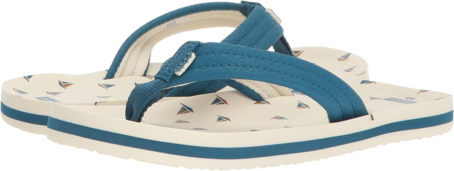 Mint Boat 9-10 Medium US Toddler Reef Boys AHI Sandal