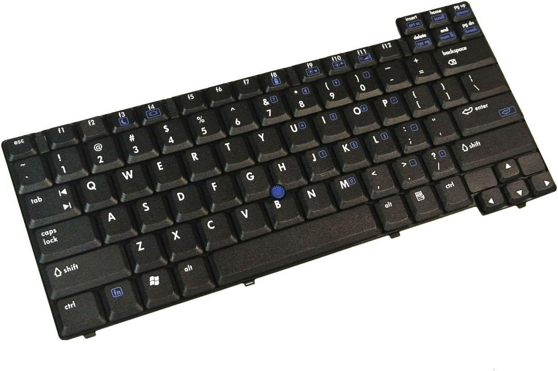 HP Compaq NV8240 Series US Keyboard Black 378203-001 359087-001