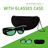 VIVOSUN Indoor Hydroponics LED Grow Room Glasses