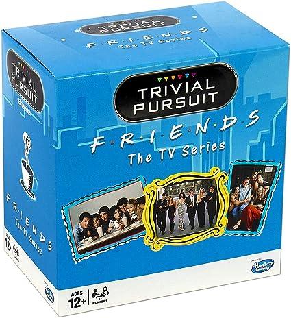Friends - Trivial Bite: Amazon.es: Juguetes y juegos