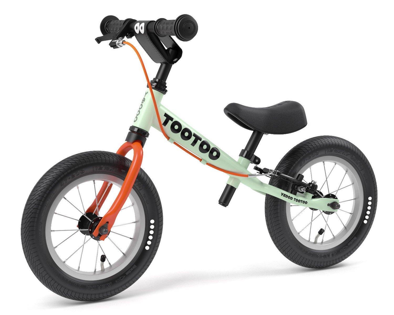 Yedoo TooToo 12'' Balance Bike Age 2-4 (Green Tea) 2019 OOPS Collection