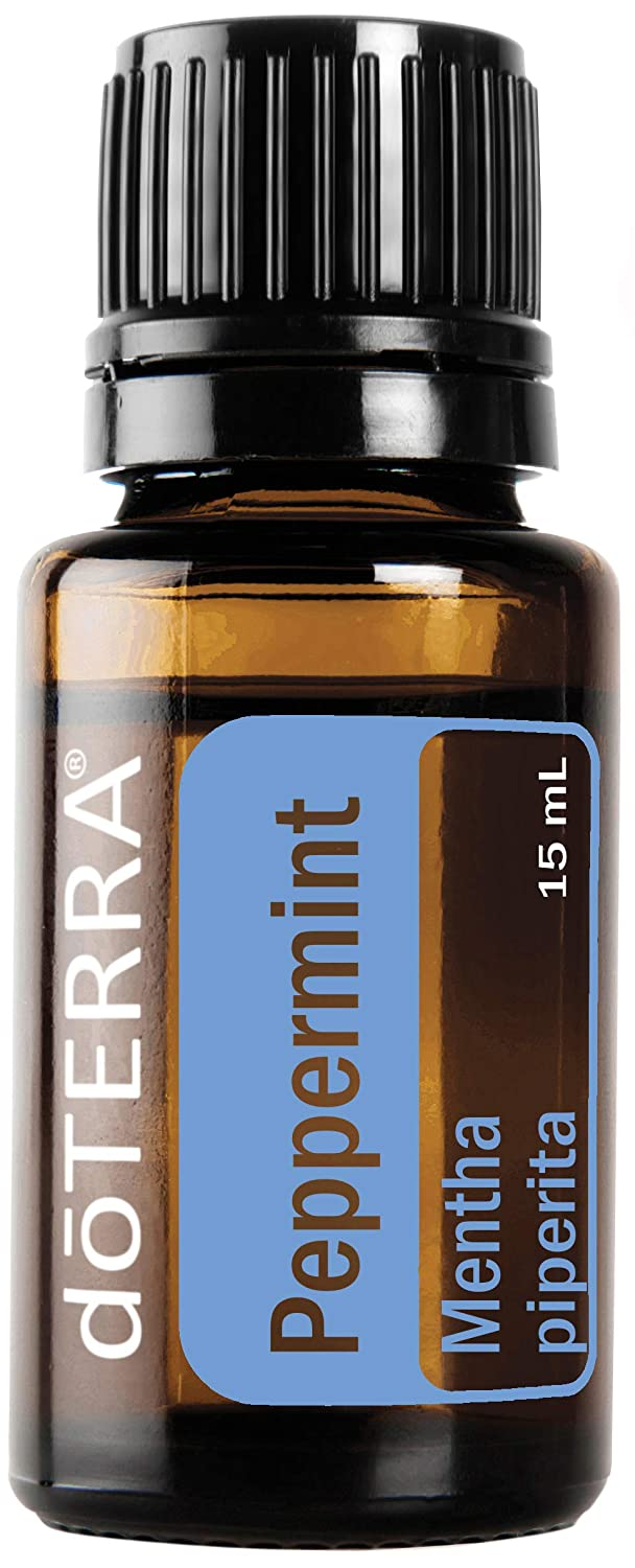 doTERRA Peppermint Essential Oil - 15 mL