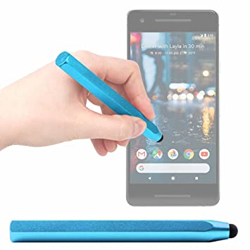 DURAGADGET Lápiz Stylus Azul para Smartphone Smartphone Google ...
