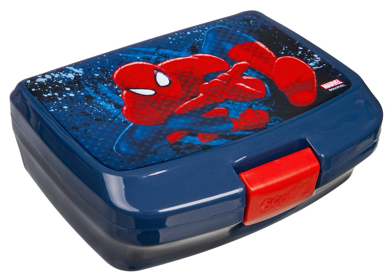 Marvel Spider-Man /Fiambrera Infantil Unbekannt scooli spju9900/ Aprox 13/x 17/x 6/cm