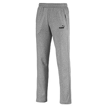 1f150ddd0 Puma Ess Logo FL OP Pantalon de Sport Homme: Amazon.fr: Sports et ...