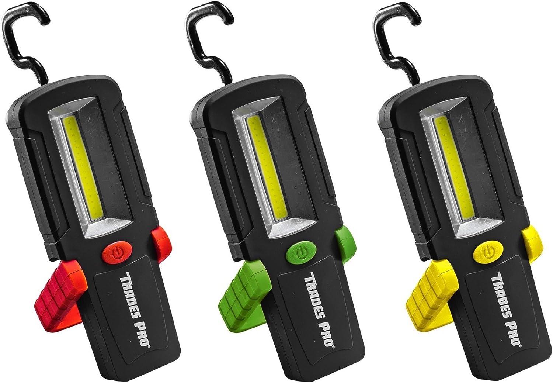 830356 TradesPro 150 Lumens LED COB Work Light Portable Handheld