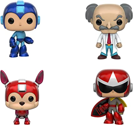 Dr Wily Action Figure Funko MegaMan