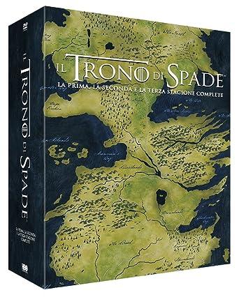 Il trono di spade Stagione 01-03 [Italia] [DVD]: Amazon.es: vari, vari, vari: Cine y Series TV