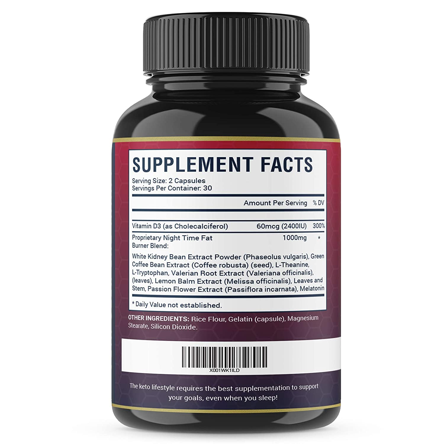 ... Appetite Suppressant for Men and Women - Sleep Aid - White Kidney Bean Extract, Green Coffee Bean Extract, L-Theanine, L-Tryptophan, Melatonin: Health ...