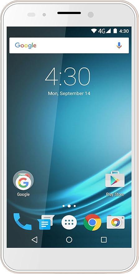 Logicom L-ITE 552 4 G Smartphone libre (Pantalla: 12,7 cm, 8 GB ...
