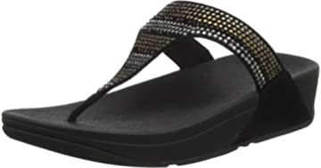 d45667bf449209 Fitflop Women s Strobe Luxe Toe-Thong Sandals Open