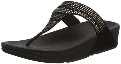 Women Incastone Thong Open Toe Sandals FitFlop ODeGL