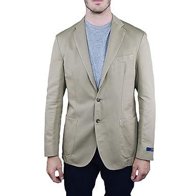 Ralph Lauren Veste Blazer Beige Sable pour Homme  Amazon.fr  Vêtements et  accessoires daf37e64f0d