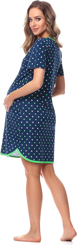 Cornette Damen Stillnachthemd CR6172016