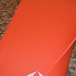 Esterilla para fitness »Yogini« / gruesa y suave, perfecta ...