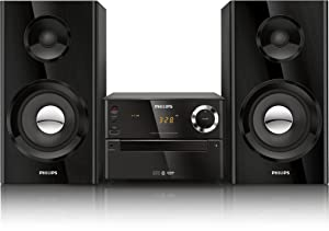 Philips BTM2180/37 Micro Music System Black