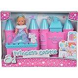 Simba 105732301–EVI Love Princess Castle
