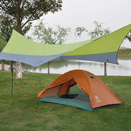 CLDBHBRK - Cobertizo de Lona para Acampada, pícnic de Playa con ...