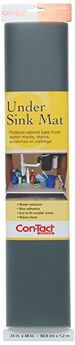 Marvelous Amazon.com: Con Tact Brand Non Adhesive Under Sink Mat, 24 Inches By  48 Inches, Clear: Home U0026 Kitchen