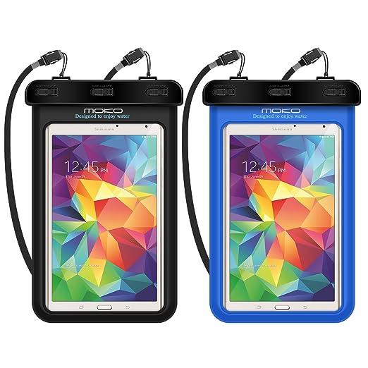4 opinioni per MoKo Custodia Impermeabile [2-Pack] per iPad Mini 2 / 3 / 4, Google Nexus 7
