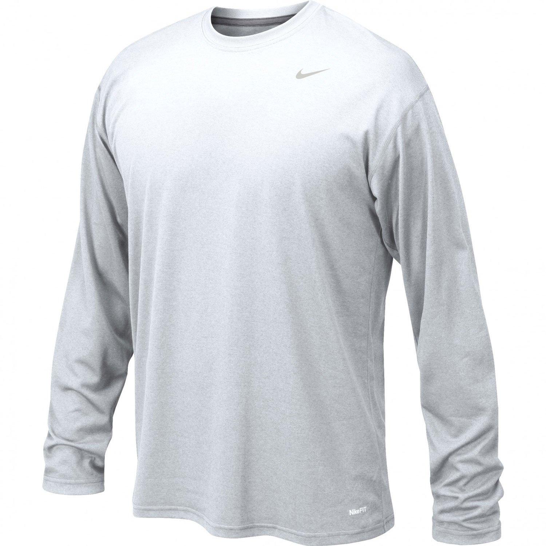 ae0f764c4d1 Amazon.com: NIKE Legend Long Sleeve Dri-Fit Top: Clothing