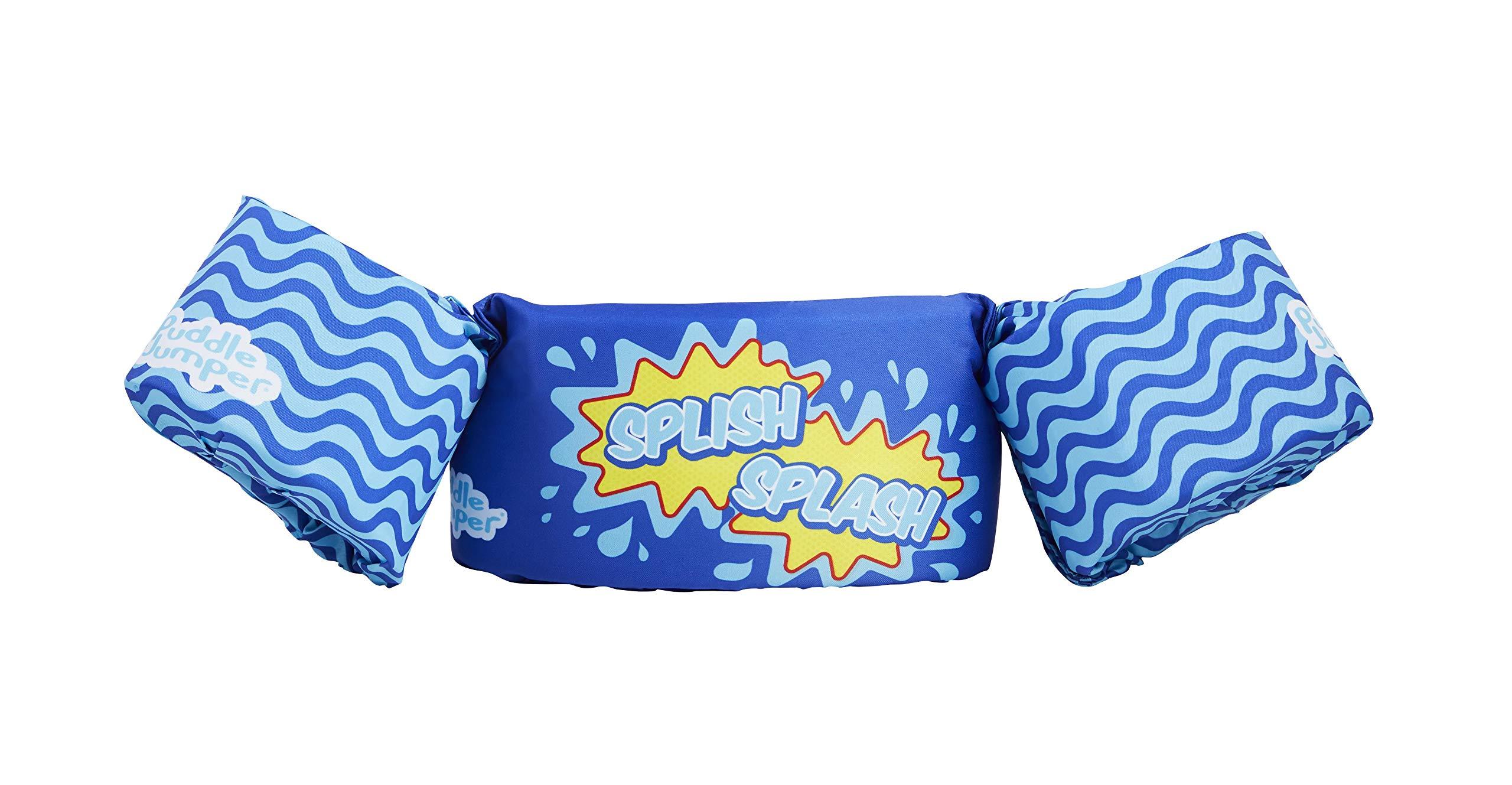 Stearns Puddle Jumper Kids Life Jacket | Life Vest for Children, Splash, 30-50 Pounds by Stearns