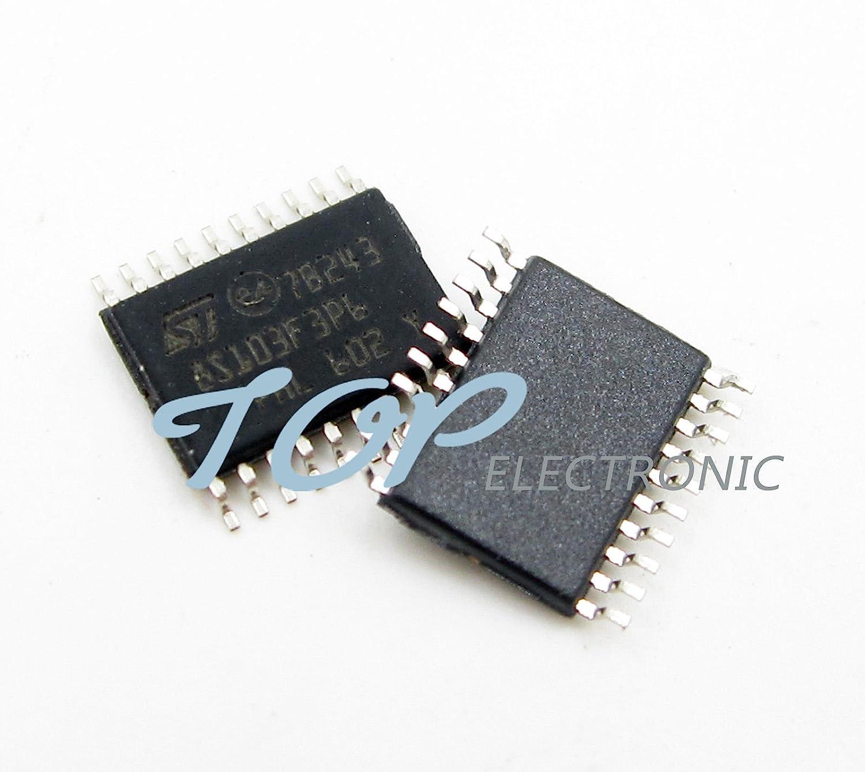 10pcs STM8S103F3P6 IC TSSOP-20 8S103F3P6 Access line STM8S 8-bit MCU