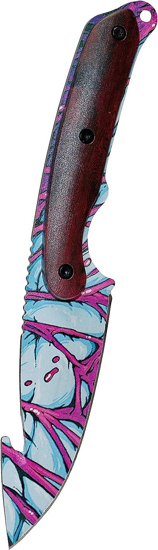 ARIKnives CS Go Gut Knife Hyperbeast - Cuchillo de Caza: Amazon.es ...