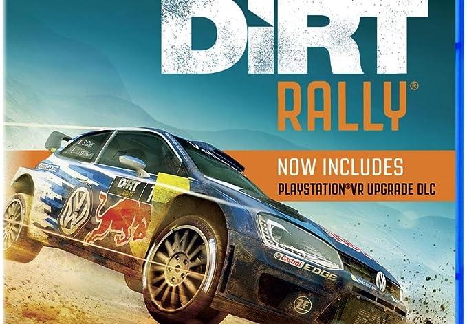 DIRT Rally Playstation VR : Playstation 4 , ML: Amazon.es: Videojuegos