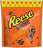 REESE CRUNCHERS Chocolate Peanut Butter Mix, 170 Gram