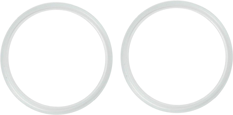 Univen Blender O-ring Gasket Seal 2 Pack Compatible with KitchenAid W10686132, W10221777, W10292571 fits 5KSB555, 5KSB5553, KSB565, KSB585, KSB650, KSB655 and KSB755