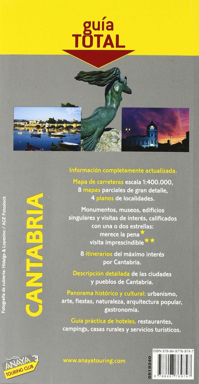 Amazon.com: Cantabria (Guia Total / Total Guide) (Spanish ...
