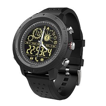 Montre intelligente Winnes Montres connectées Smart Bracelet Connectée Bluetooth Fitness Tracker dActivité Smartwatch Podomètre