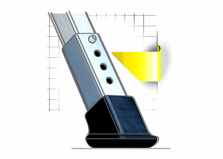 Camco 43677 Folding Aluminum Platform Step