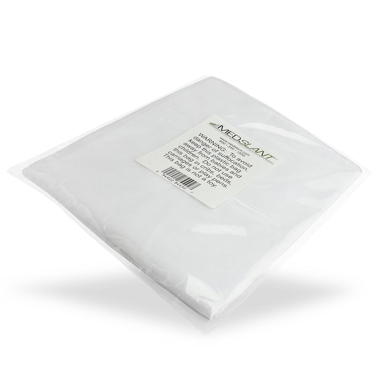 Amazon.com: medslant estándar funda de almohada de cuña para ...