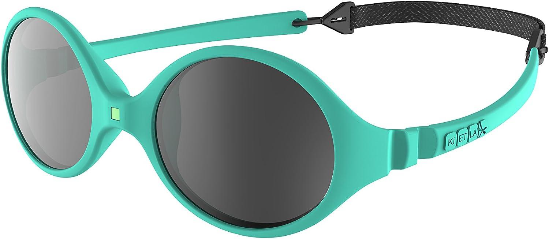 Ki ET LA – Gafas de sol para Bebé modelo Diabola – 100% irrompibles - color Azul Menta – 0-18 meses: Amazon.es: Deportes y aire libre