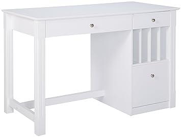 White Wood Computer Desk Health Benefits Of Standing Desks