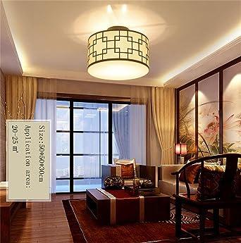 Die neue chinesische Deckenleuchte Restaurant Wohnzimmer ...