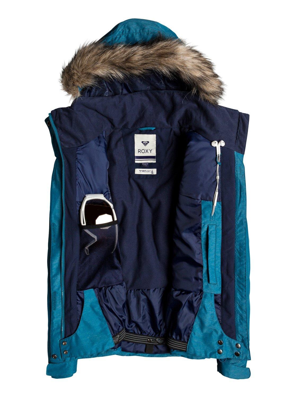 92a55c5bd46 Roxy ERGTJ03039 - Chaqueta de esquí para mujer  Roxy  Amazon.es  Deportes y  aire libre