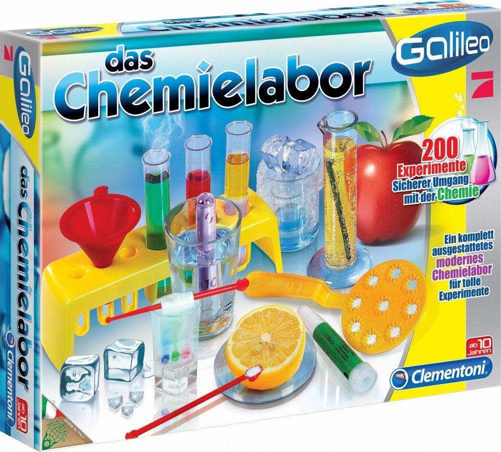 Galileo Das Chemielabor Manufacturer