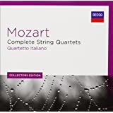 Collectors Edition: Mozart: String Quartets [8 CD]
