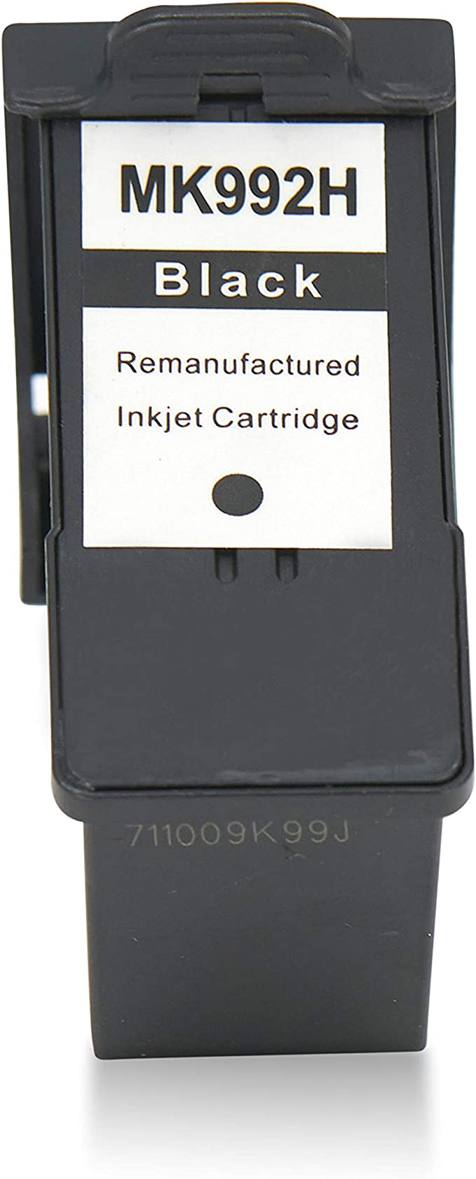 MW173 Black,1 Pack MW175 USA Advantage Remanufactured Ink Cartridge Replacement for Dell MK992 MK990 330-0969//310-8388//310-8386
