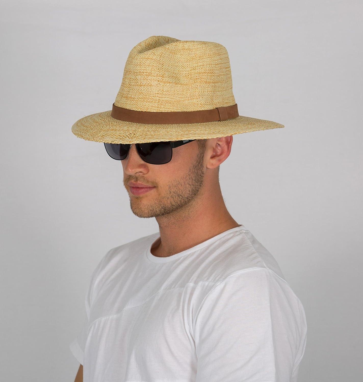Rigon Headwear Mens Fedora Uv Hat