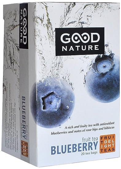 Good Nature Blueberry Fruit Tea, 1 4 Ounce